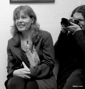 Anders Petersen besöker GalleriTU
