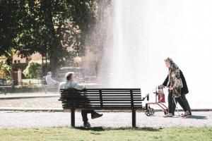 Vid fontänen
