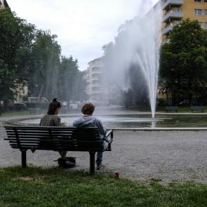 Aa  Vid fontänen, Tessinparken