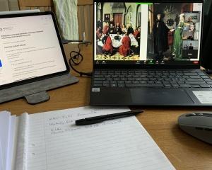 Studier på distans