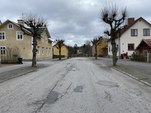 Malmköping - öde stad