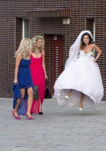 Lyckliga bruden 3