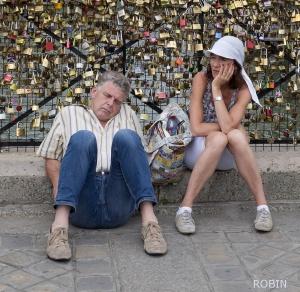 Paris. Evig kärlek?