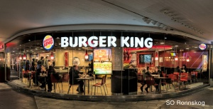 Burger King, Sergels Torg