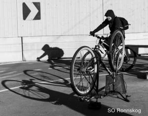 Cykelskuggor
